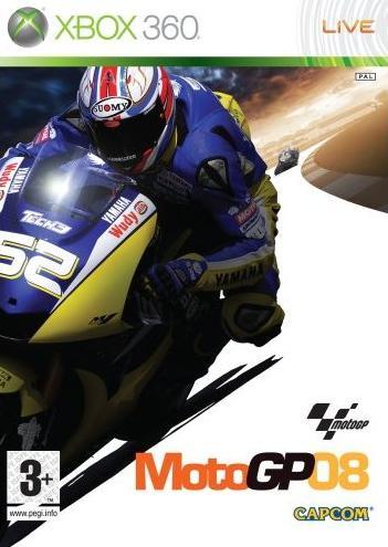 Descargar MotoGP 08 [Spanish] por Torrent